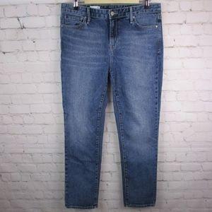 Gap Real Straight Leg Jeans
